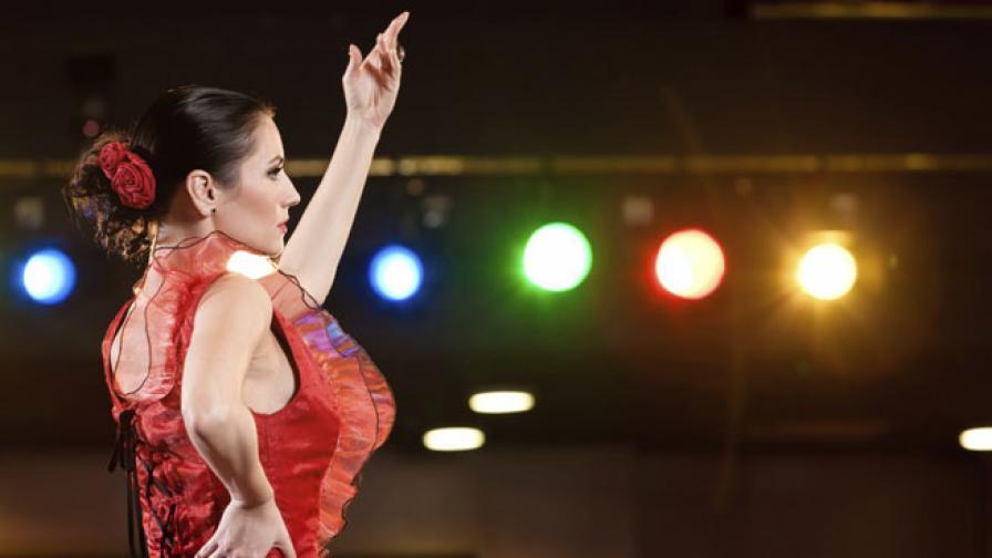 Огнено фламенко от най-добрите ще нажежи НДК