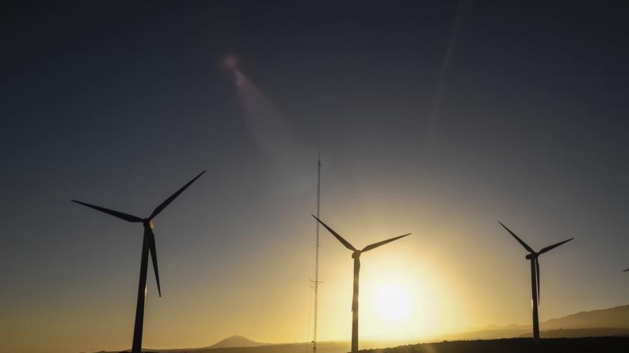 Първи сме в ЕС по използване на зелена енергия