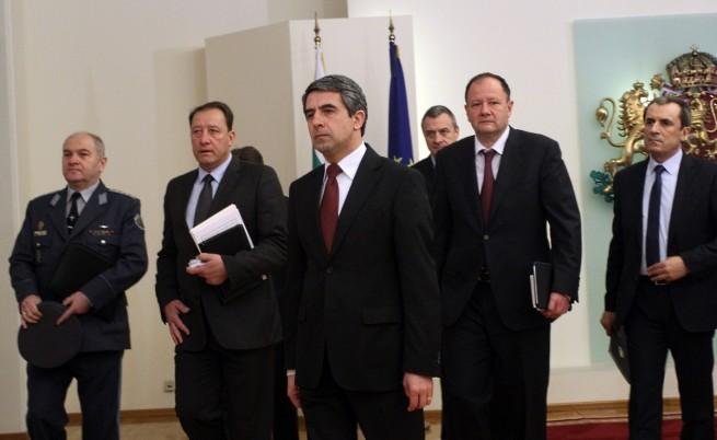 КСНС: България не признава референдума в Крим