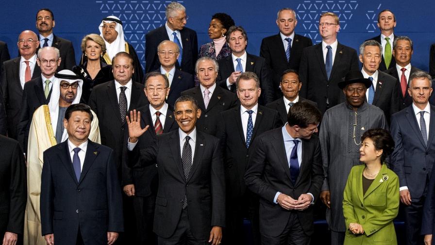 35 държави се споразумяха за по-строги правила за ядрена сигурност