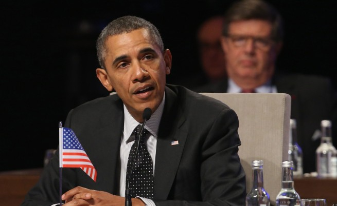 Обама предупреди Русия да не настъпва в Украйна