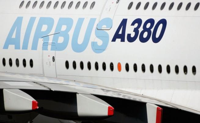 Самолет с 517 души на борда кацна принудително заради руско учение