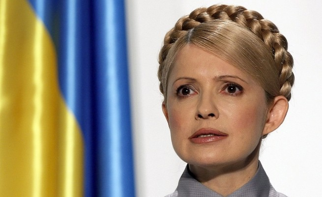 Юлия Тимошенко обяви официално, че ще се кандидатира за президент