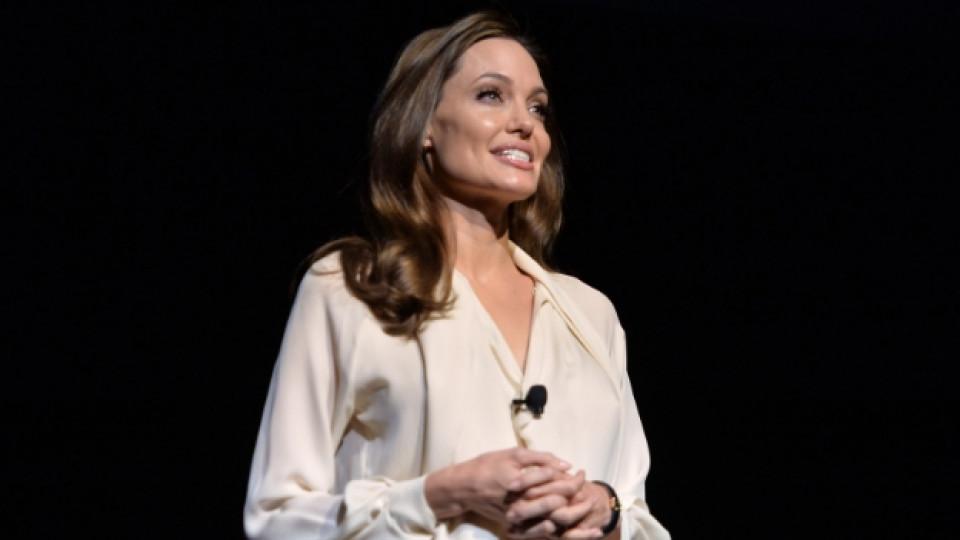 Откровения от Анджелина Джоли