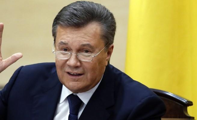 Янукович иска референдуми за всички части на Украйна
