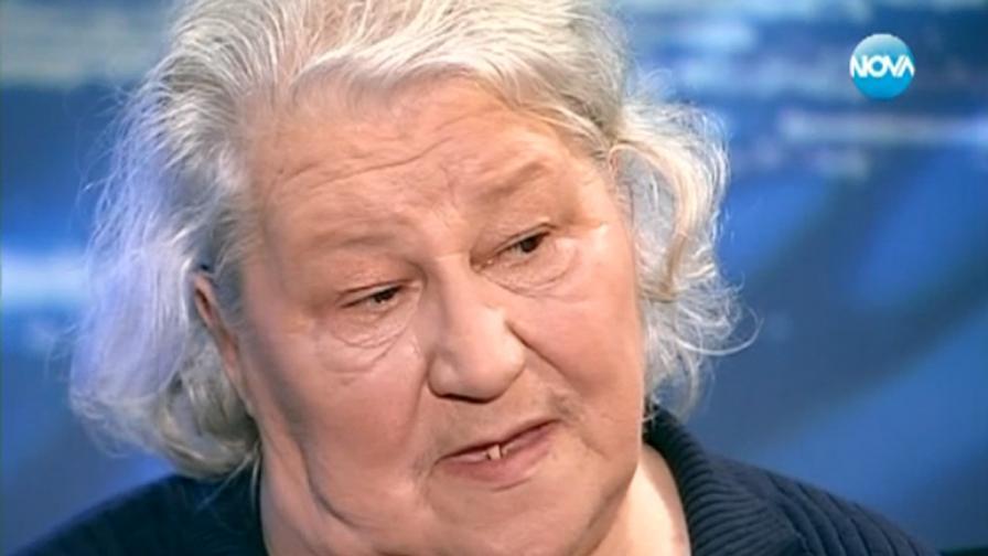 Стефанка Савова, майката на стрелеца от Лясковец