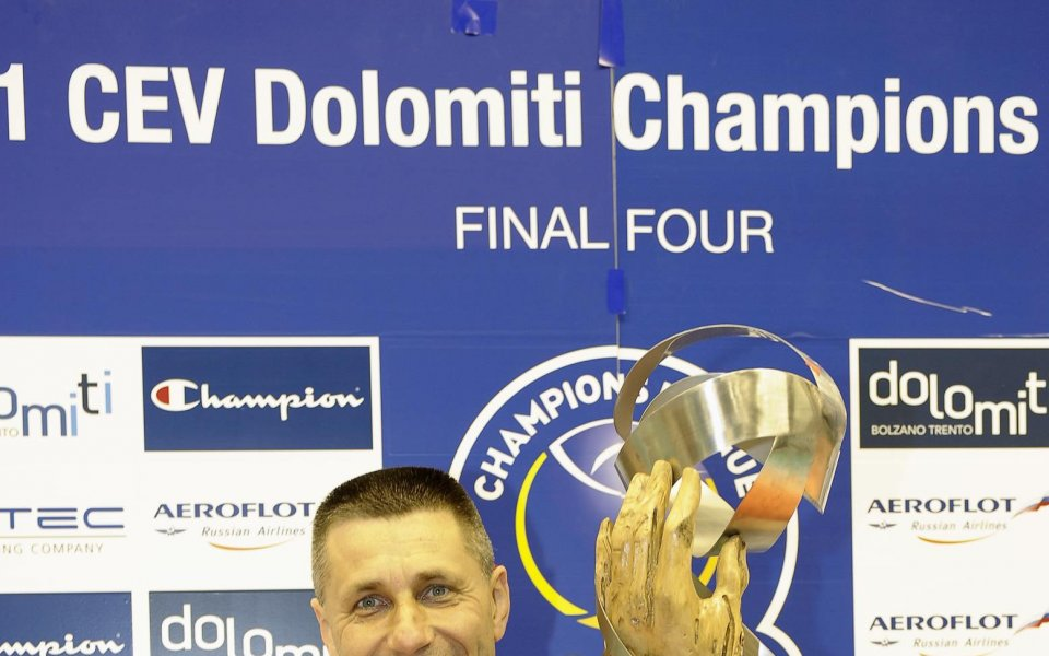 Българска гордост - Тренто пак е шампион на Европа!