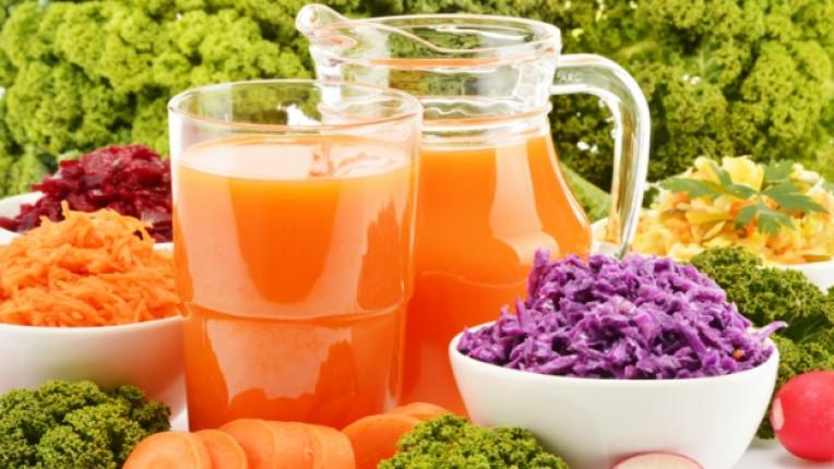 детоксикация напитка блендер метаболизъм пролет тонус тяло