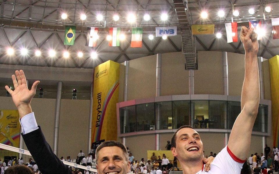"""""""Българският"""" Тренто стана световен клубен шампион"""