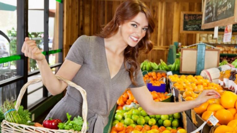 здраве плодове зеленечуци