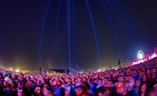 Фестивалът Коачела в Индио, САЩ