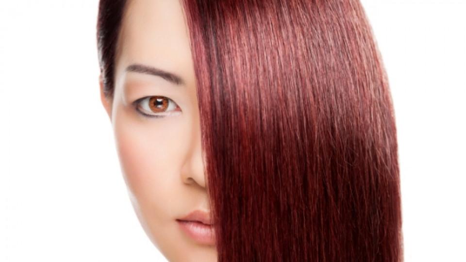 Къна – индийската тайна за красива коса