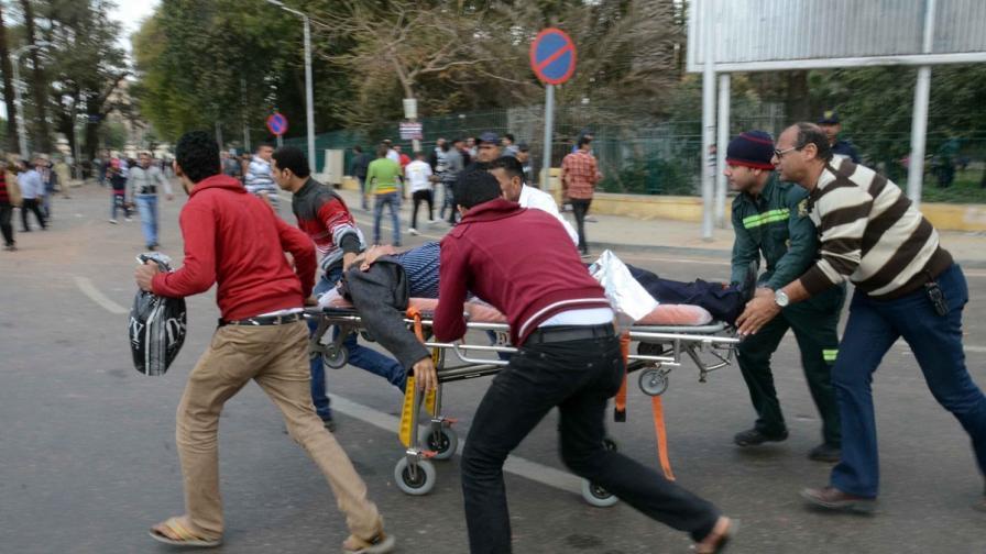 Египетските власти арестуваха 225 терористи