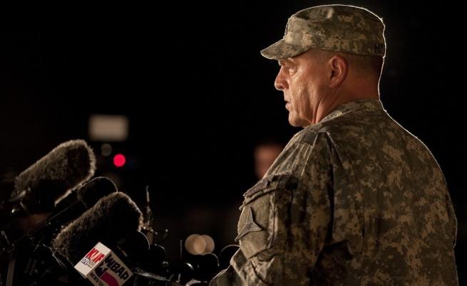 """Четирима убити при нова стрелба във """"Форт Хууд"""""""