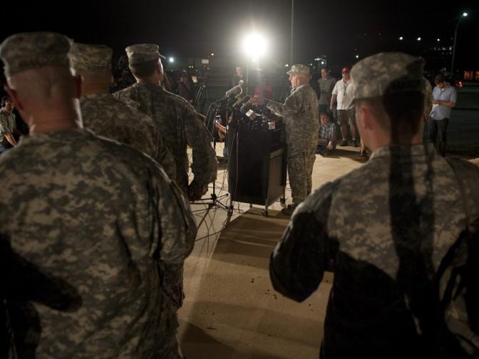 Четирима убити при нова стрелба във Форт Хууд