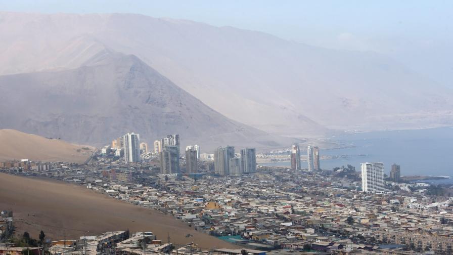 Пак силно земетресение в Северно Чили