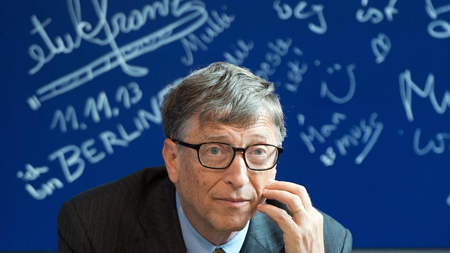 <p>12 малко известни факта за Бил Гейтс</p>