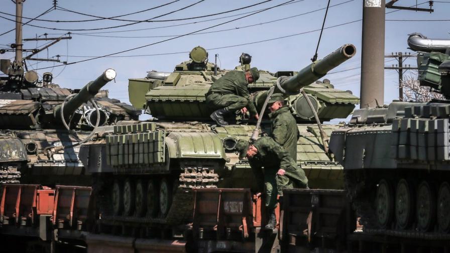 Руски военен убил украински офицер в Крим