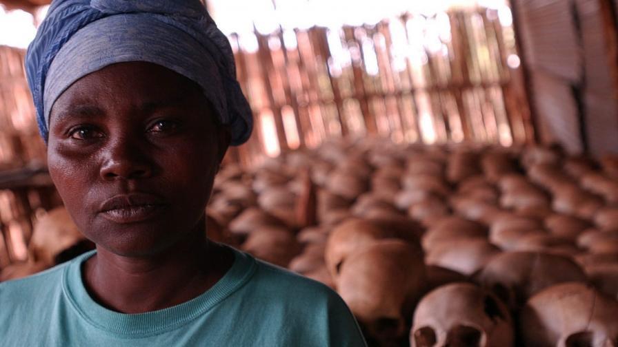 20 години от геноцида в Руанда