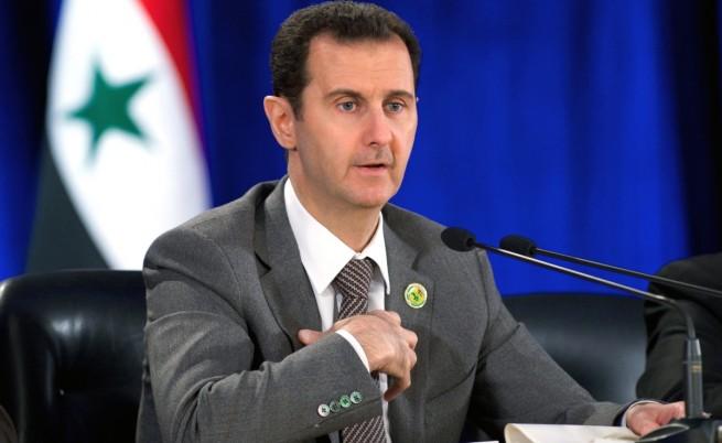 """""""Хизбула"""": Опасността за свалянето на Асад отмина"""