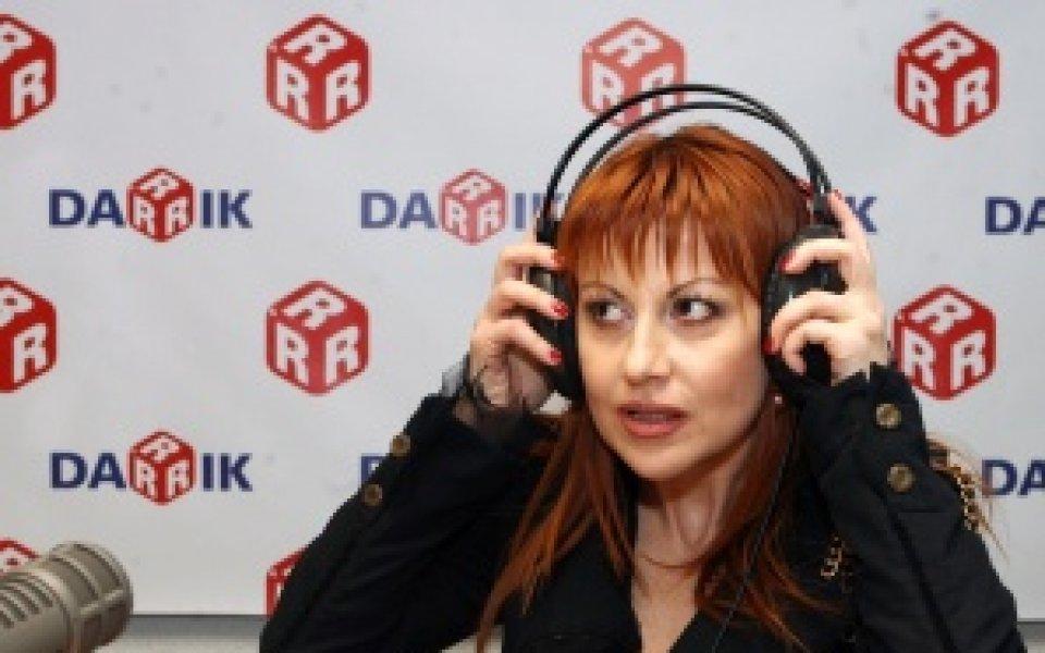 На Илияна Раева ролята на спортна журналистка й допадна