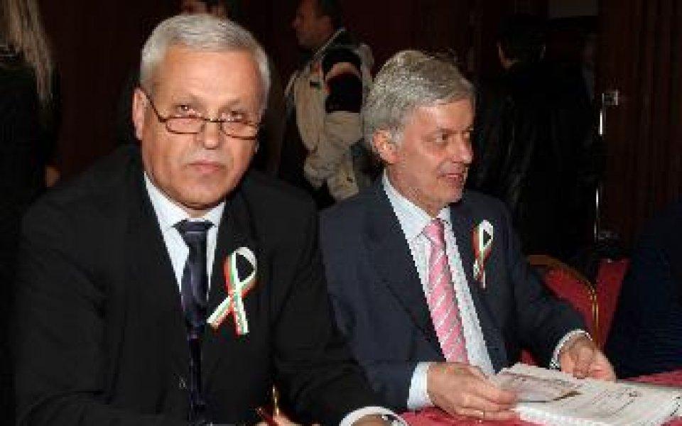 Любе Спасов отказа да ръководи съдиите