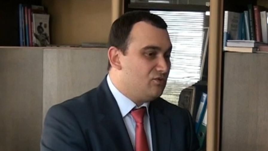 Отстраниха от длъжност кмета на Видин Герго Гергов