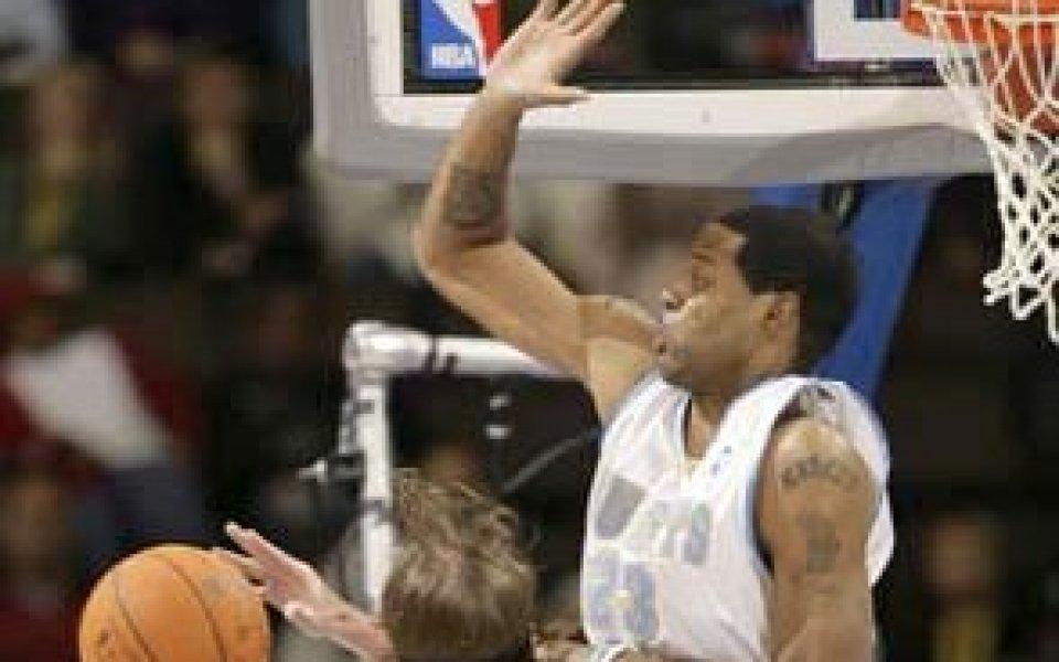Маркъс Кемби е Най-добрият защитник в НБА