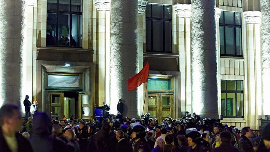 Провъзгласиха и Харковска народна република