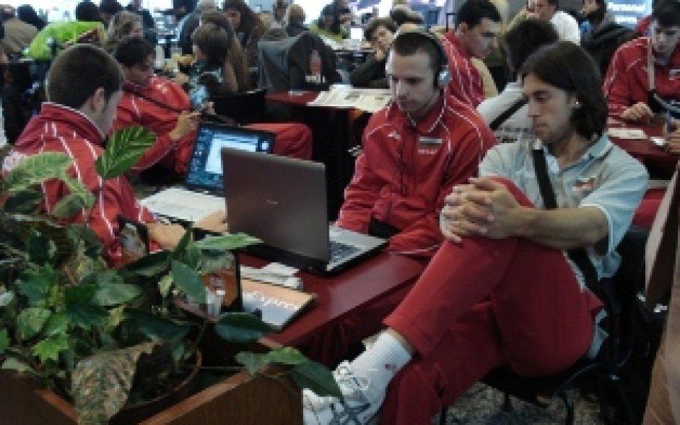 Волейболистите напуснаха Буенос Айрес в посока Европа!