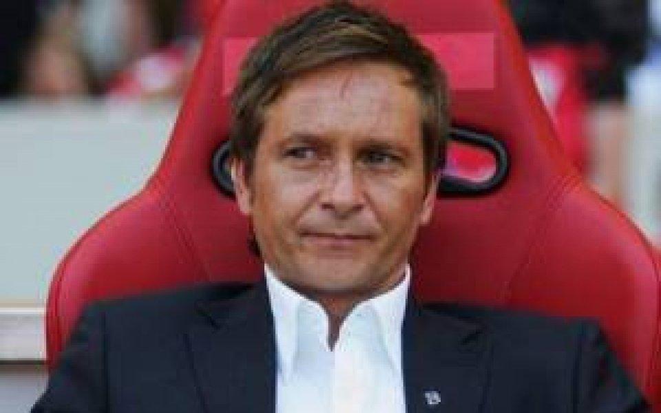 Германският елитен клуб Кьолн обяви, че удължава договора на спортния