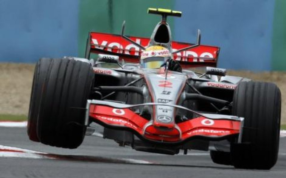 И МакЛарън замесени в скандала за саботаж във Ферари