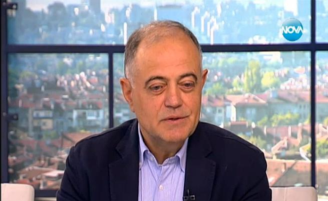 Ген. Атанасов: Изчезването на Сертов е битов инцидент