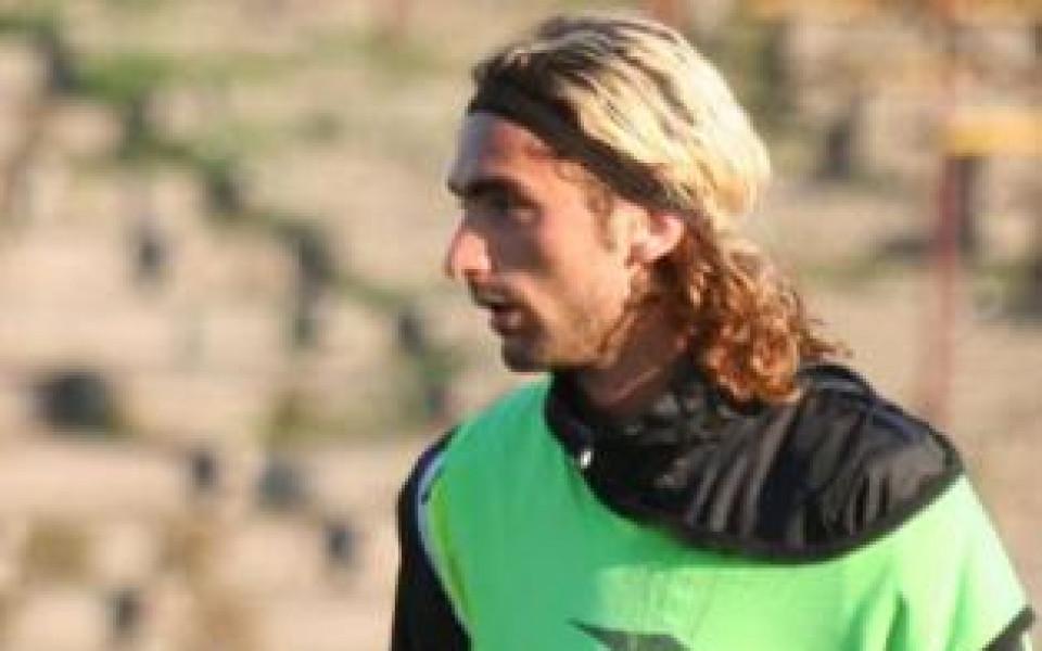 Бившият нападател на Ботев (Пловдив) и Черно море Георги Какалов