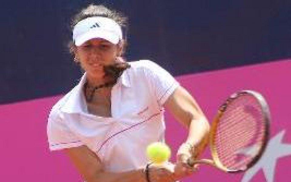 Цветана Пиронкова вече е 95-а в ранглистата