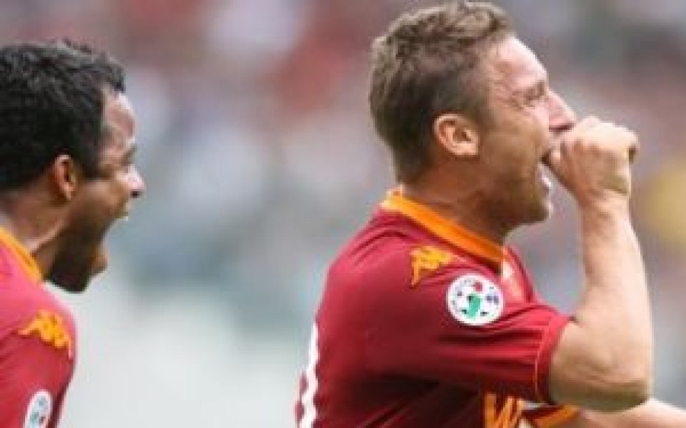 Тоти остава верен на Рома