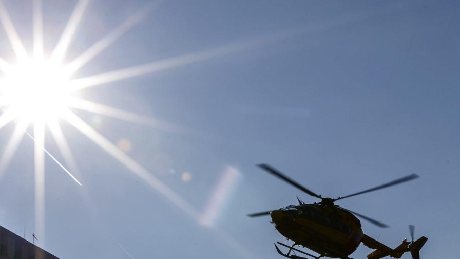 Турски самолети засякоха хеликоптера на Ципрас, Турция отрича