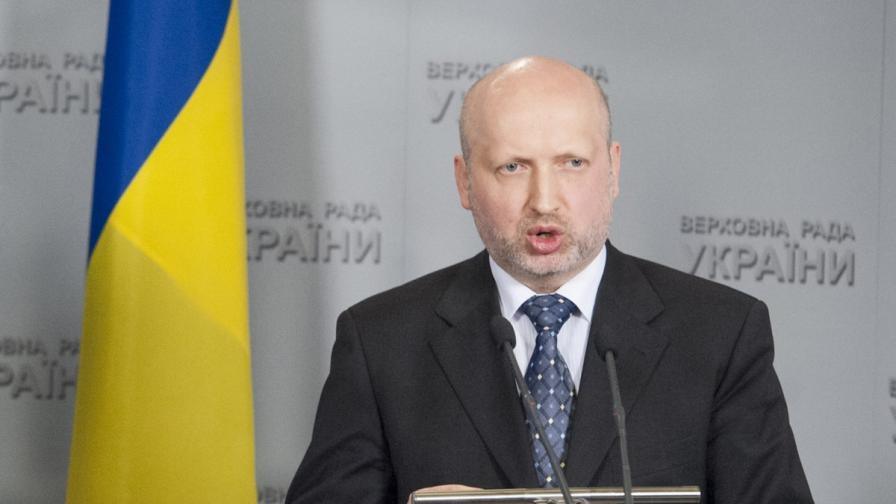 Украинският парламент отказа референдум
