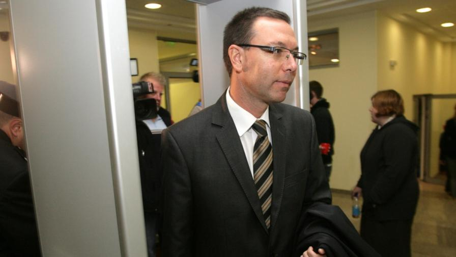 ВСС образува дисциплинарно производство срещу Светлозар Костов