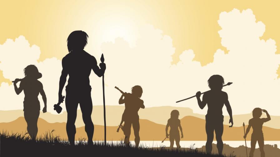 Неандерталците са се грижили за болните и ранените