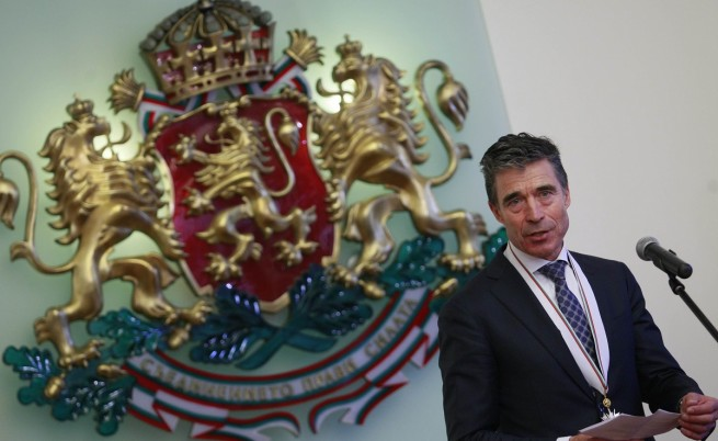 Андeрс Фог Расмусен: България е по-силна с НАТО и НАТО е по-силна с България