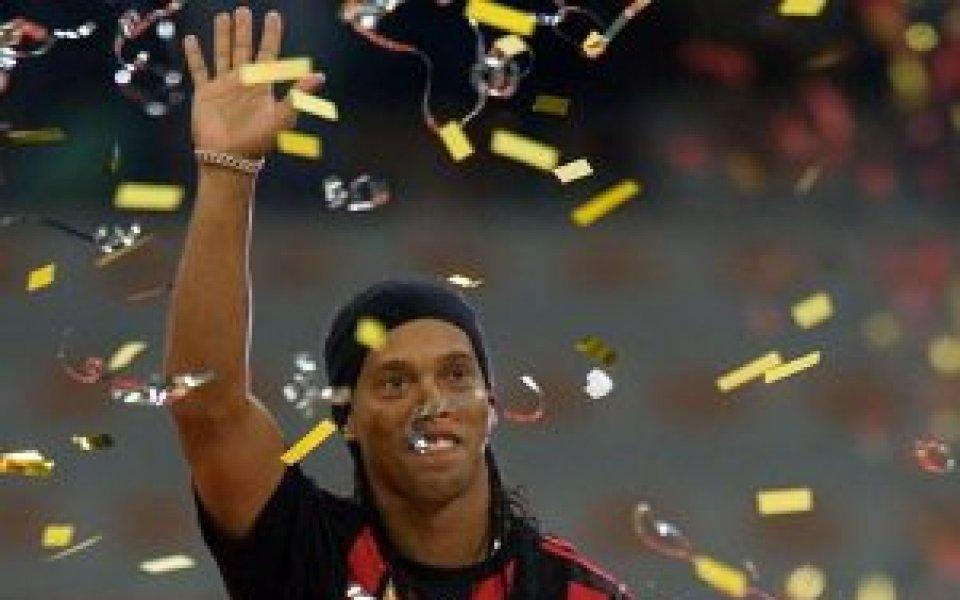 Роналдиньо: Имаме сили да спечелим скудетото
