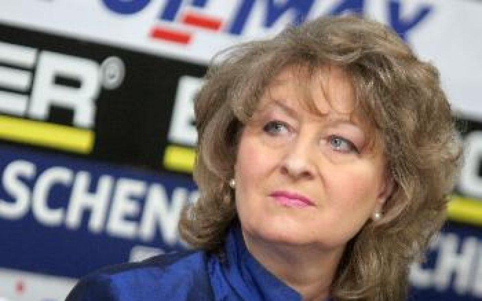 Гигова не бе избрана за президент на Техническия комитет на ФИГ