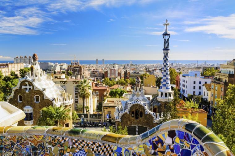 Барселона - най-подходящият месец за пътуване до там е ноември.