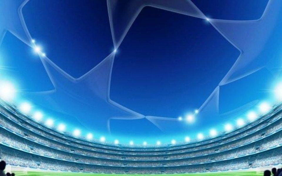 Диема и БНТ също ще дават мачовете от евротурнирите