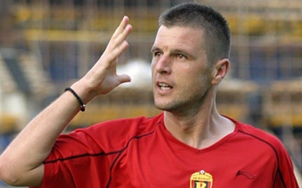 Вардар се разпада, Янчевски се връща в България