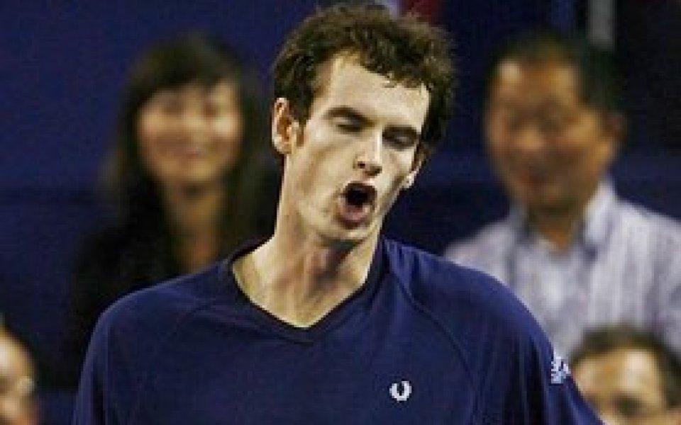 Мъри е на полуфинал в Абу Даби, номинираха го за №1 в света