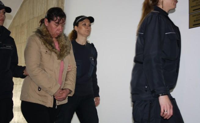 Съдът остави Атанаска Георгиева в ареста