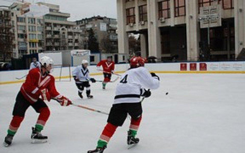 ЦСКА не се яви за хокеен мач
