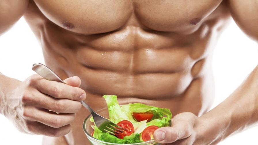 12 от храните, които изграждат мускулите